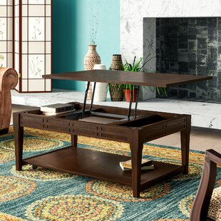 World Menagerie Sayre Lift Top Coffee Table