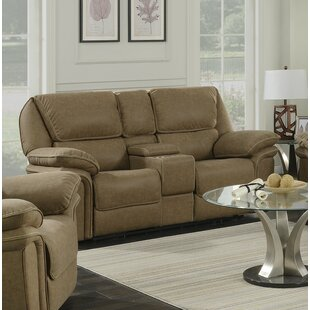 Price comparison Ellinger Reclining Loveseat by Red Barrel Studio Reviews (2019) & Buyer's Guide