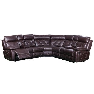 Cairns Reclining Sectional by Darby Home Co Best Design