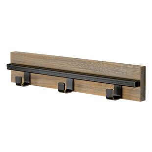 Mudd Wall Mounted Coat Rack By 17 Stories