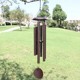 Metal Bell Wind Chime Wayfair