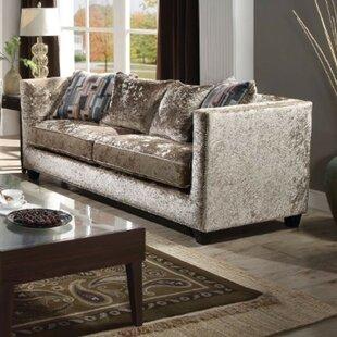 Shop Valle Upholstered Sofa by Mercer41