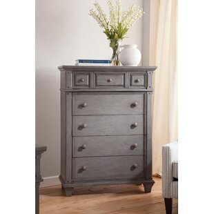 One Allium Way Lares 5 Drawer Chest