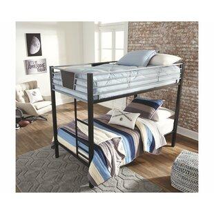 Komar Twin Over Twin Bunk Bed