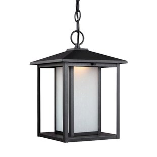 Three Posts Meacham 1-Light LED Lantern Pendant
