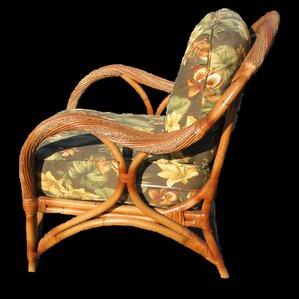 Caneel Bay Barrel Chair by Spice Islands Wic..