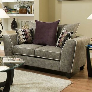 Mercury Row Bosserman Loveseat
