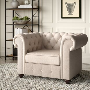 Quitaque Chesterfield Chair by Greyleigh