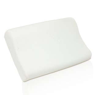 Carys Soft Memory Foam Queen Pillow