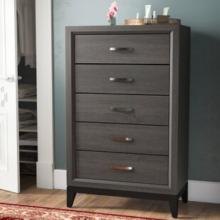 Beare 5 Drawer Chest by Ivy Bronx Purchase