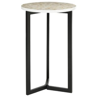 Northbridge End Table by Bungalow Rose
