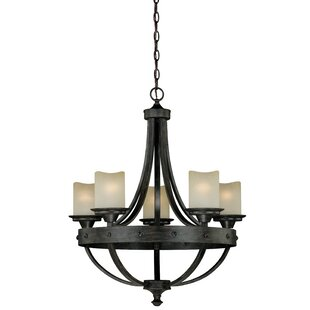 Galyon Candle-Style Empire Chandelier