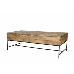 Cohen Trunk Coffee Table with Storage Foundry Select