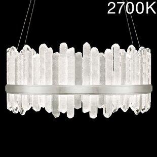 Fine Art Lamps Lior 48-Light Drum Chandel..