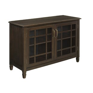 Connaught 2 Door Low Accent Cabinet by Simpli Home
