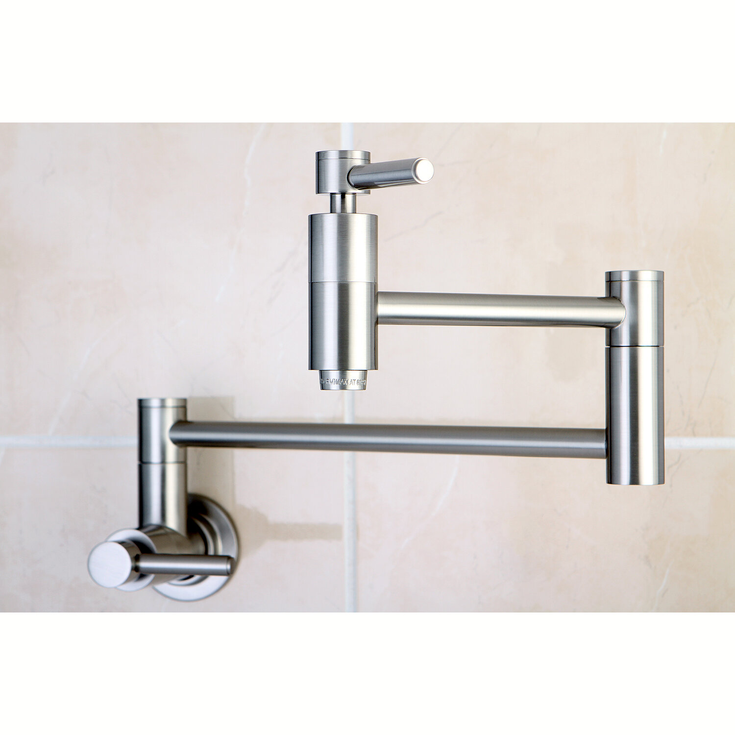 Picture of: Wall Mounted Kitchen Faucet Wayfair