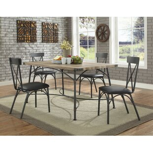 Rutledge 5 Piece Dining Set