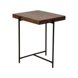Marius End Table by 17 Stories