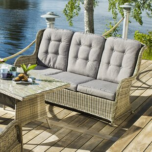 Sofa With Cushions By Sol 72 Outdoor