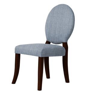 Red Barrel Studio Lashley Upholstered Dining Chair (Set of 2)