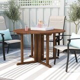 Folse Folding Dining Table