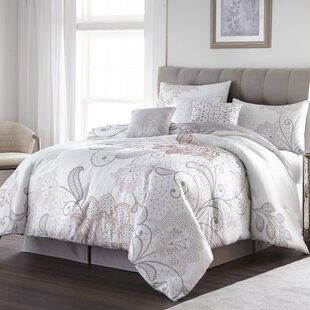 Cesar Lace 7 Piece Comforter Set
