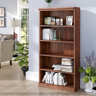 Find Hanlon Standard Bookcase By Alcott Hill