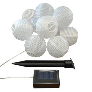 LumaBase 10-Light Lantern String Lights