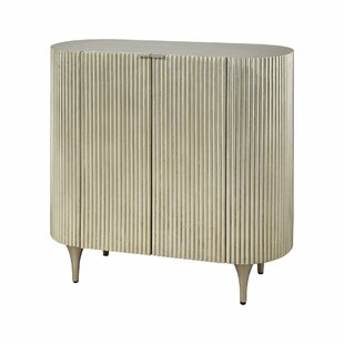 Burchette 2 Door Accent Cabinet by Corrigan Studio