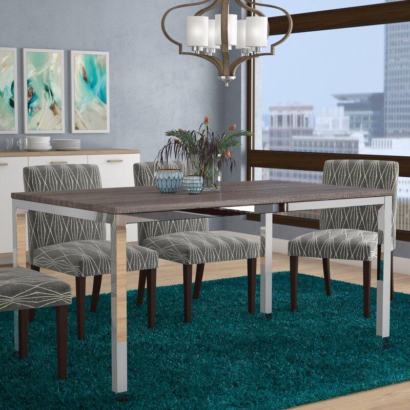 Wrought Studio Derouen Dining Table Reviews