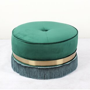 Cyr Cocktail Ottoman by Rosdorf Park