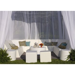 La-Fete Instant Cabana Suites Sectional Seating Group
