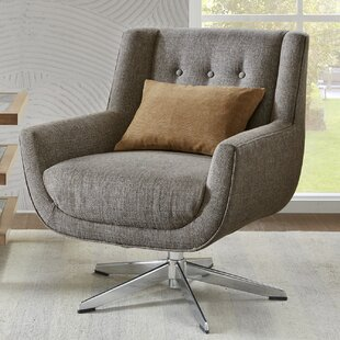 Tommy Swivel Wingback Chair