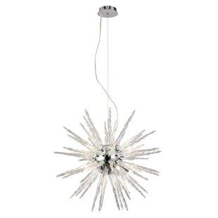 Tropez 8-Light Sputnik Chandelier by Diyas