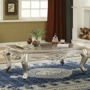 Jacqueline Coffee Table by Astoria Grand