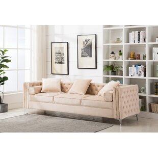 Zaida Sofa by House of Hampton Wonderful