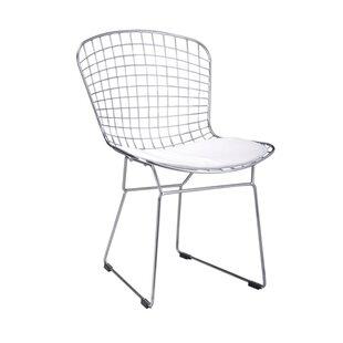 Elegant Metal Wire Chair | Wayfair