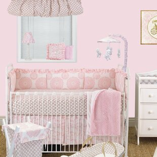 Price comparison Conlan 4 Piece Crib Bedding Set By Harriet Bee
