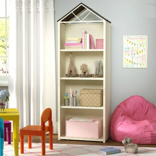 Price comparison Dewall 63 Standard Bookcase by Mack & Milo Reviews (2019) & Buyer's Guide