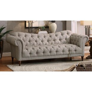 Affordable Esmeralda Chesterfield Sofa by Rosdorf Park Reviews (2019) & Buyer's Guide