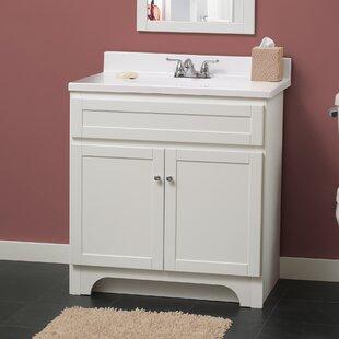 Hanaford 24 Single Bathroom Vanity Set by Andover Mills