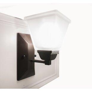 Worcester 1-Light Bath Sconce by Winston Porter