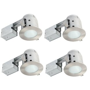 Globe Electric Company IC Rated Bathroom Lighting 4