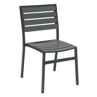 Eveleen Stacking Patio Dining Chair