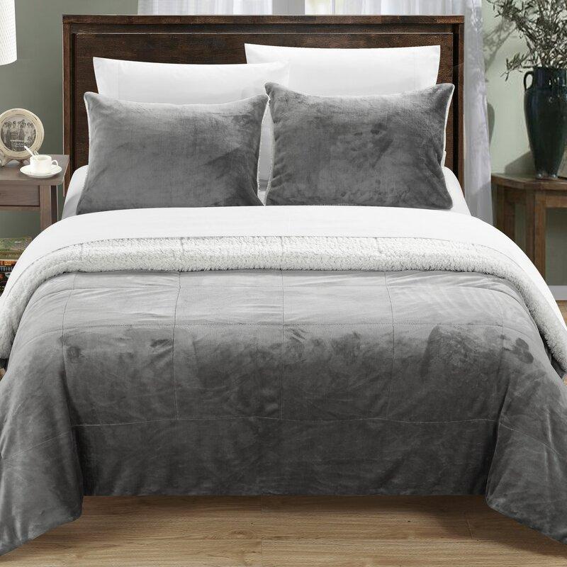 Winston Porter Runner 3 Piece Comforter Set
