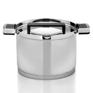Neo 6.75-qt. Stock Pot With Lid by BergHOFF International Find