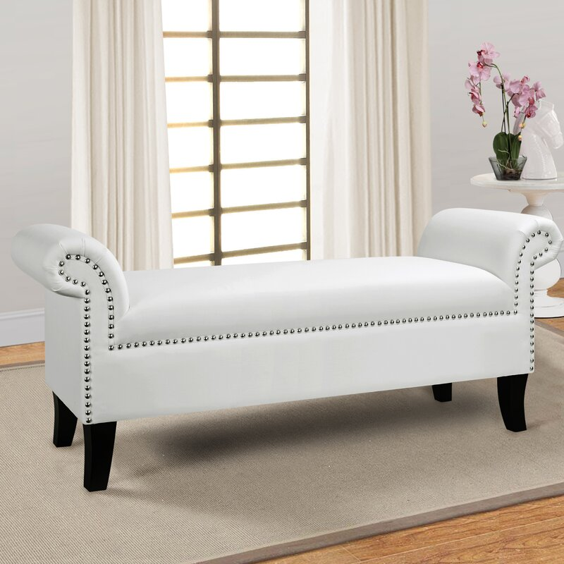 lindon upholstered bench