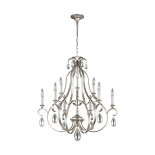 House of Hampton Roberts 9-Light Chandelier