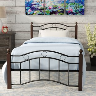 Souliere Platform Bed by August Grove Find