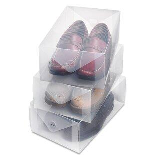 Reviews Men's Boot Boxes (Set of 3) ByWhitmor, Inc